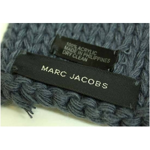 MARC BY MARC JACOBS(マークバイマークジェイコブス) マフラー 66278 GREY F08ACRLCHI