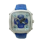 MODEX(モデックス) 5continents Top ringL-5LAP-002-BL スイス製 ダイヤモンド レディース腕時計【送料無料】