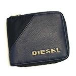 DIESEL(ディーゼル) NEW GENERATIONXG81 PR524 H2053 2つ折り小銭付き財布 ネイビー