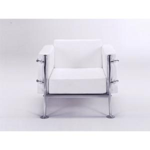 GRANDComfortソファ・1人掛  ホワイト