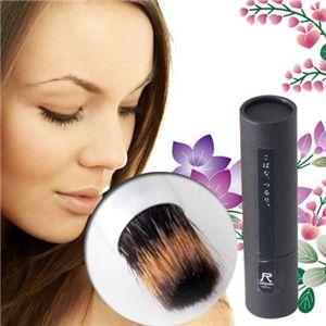 尺小鼻専用洗顔ブラシ - 拡大画像