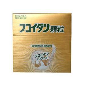 タカラバイオ フコイダン顆粒 30包