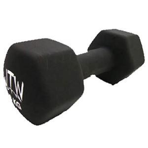 JTW キュートカラーアレー 8.0kg ブラック - 拡大画像