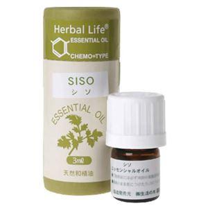 (まとめ買い)生活の木 Herbal Life 紫蘇 3ml×2セット