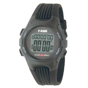 F-RUN ラップメモリー50G グレー - 拡大画像