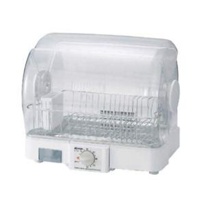 象印 食器乾燥機 EY-JE50-WB ホワイト - 拡大画像