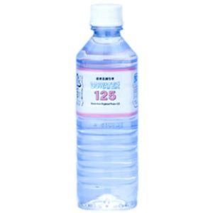 DDWATER125(125ppm) 500ml*24本