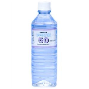 DDWATER50(50ppm) 500ml*24本