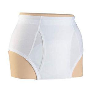 3188 ソフト吸収パンツ男性用 ホワイト LL