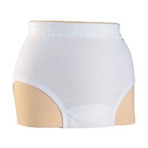 【在庫限り】ソフト吸収パンツ女性用 ホワイト LL 3188