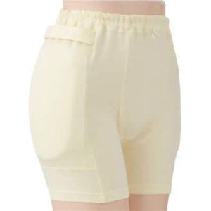 3904 ラ・クッションパンツ女性用 (パンツのみ) クリーム LL