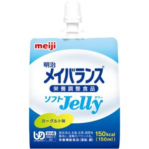 メイバランス ソフトゼリー ヨーグルト味 150ml*24個