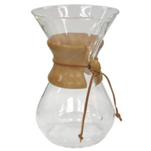 CHEMEX (ケメックス) コーヒーメーカー 6カップ CM-6A - 拡大画像