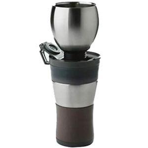コーヒーメーカーボトル GAMAGA ブラック