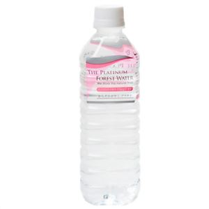 THE PLATINUM FOREST WATER (プラチナウォーター) 500ml*24本