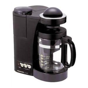 パナソニック ミルつき浄水コーヒーメーカー NC-S35P-K