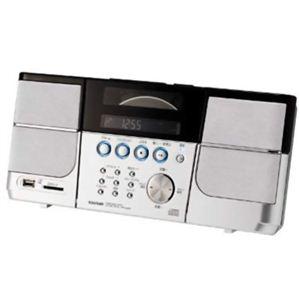 コイズミ ステレオCDシステム SDD-4332/K