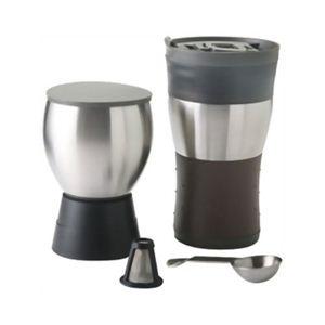 コーヒーメーカーボトル GAMAGA モアテイスティー ブラック