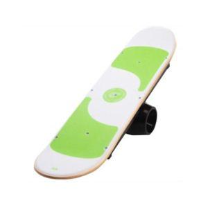 バランスボード ホワイトグリーン AGBB-012