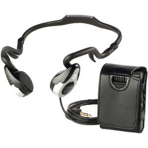 骨伝導ヘッドホン AUDIO BONE+小型集音器 キケールDX - 拡大画像