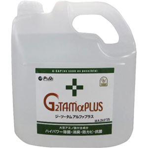 ジーツータム アルファプラスポリ容器 4L