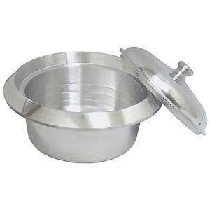 ムスイ 釜炊き鍋 ごはん道楽 3合炊き 炊飯専用鍋