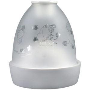 セレック ガラスアロマランプ ロマンチックストロベリー GAL-1 - 拡大画像