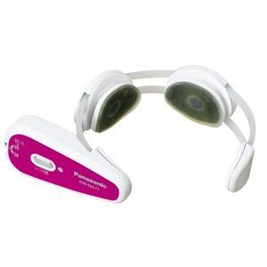 Panasonic(パナソニック)首専用 低周波治療器 ネックリフレ ピンク EW-NA11-P - 拡大画像