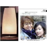 冬のソナタ スタンドランプ ポラリスの灯り 002(長方形)