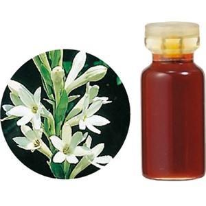 生活の木 Herbal Life 花精油 チューベローズAbs. 3ml - 拡大画像