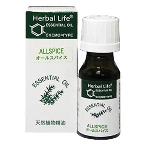 生活の木 Herbal Life オールスパイス 10ml - 拡大画像