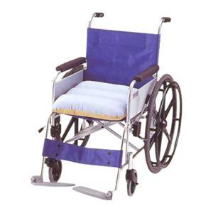 ソフタッチユーホー・車椅子パッド(レギュラー)ST-50 - 拡大画像