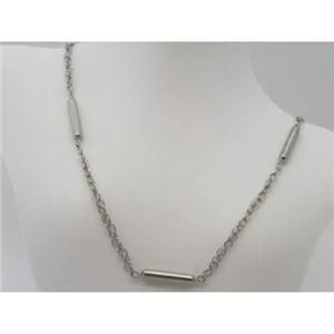 チタン コリラック ネックレス 43cm ラジウム入り(ロープ)