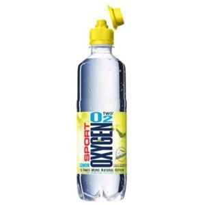 ミネラルウォーター オキシジェンオーツー(15倍酸素水) スポーツレモン 500ml*24本 - 拡大画像