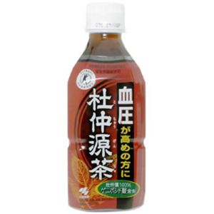 小林製薬の杜仲源茶 350ml*24本 【特定保健用食品(トクホ)】 - 拡大画像