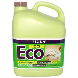 リンレイ ECO床用樹脂ワックス 4L - 拡大画像