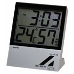 エンペックス デカデジスリム(温度・湿度・時計) TD-8136