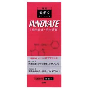 薬用毛髪力 イノベート - 拡大画像