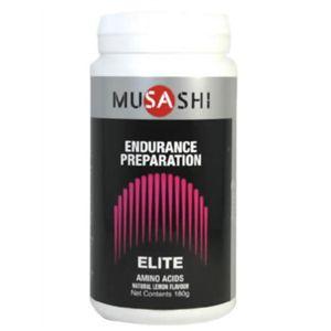MUSASHI(ムサシ) ENDURANCE PREPARATION(エンデュランス プレパレーション) 180g(正規品)