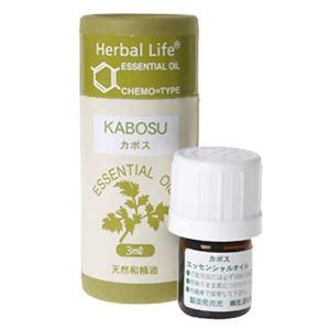 生活の木 Herbal Life カボス 3ml - 拡大画像