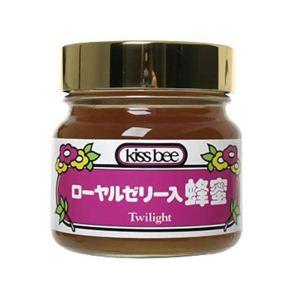 キッスビー ローヤルゼリー蜂蜜 300g