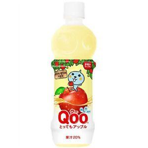 Qoo(クー) とってもアップル 470ml*24本