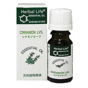 (まとめ買い)生活の木 Herbal Life シナモンリーフ 10ml×2セット