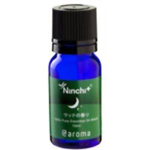 (まとめ買い)Ninchi+ Night(ニンチプラス ナイト) ウッド 10ml×2セット