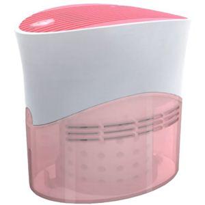 ドンキーボックス デスクトップ加湿器(自然気化式) CK-01-PI ピンク