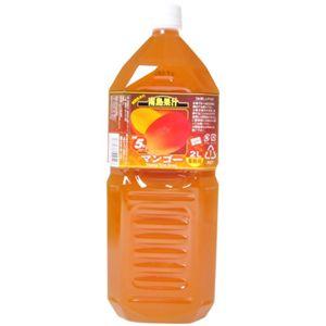 南島果汁 マンゴー 2L
