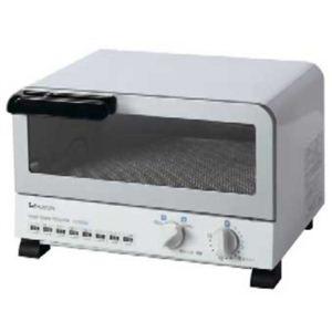 コイズミ オーブントースター KOS-1200/W(ホワイト)