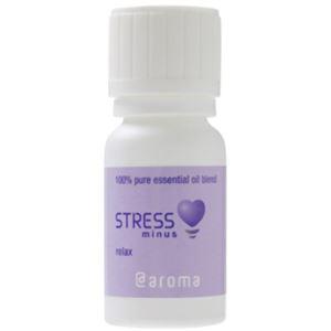 (まとめ買い)STRESS MINUS(ストレスマイナス) リラックス 10ml×2セット