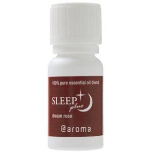 (まとめ買い)SLEEP plus(スリープ プラス) ドリームローズ 10ml×2セット