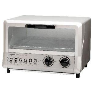 イズミ ワイドオーブントースター シルバー OT-45-S